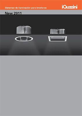 Nuevo cat logo news 2011 sistemas de iluminaci n para - Sistemas de iluminacion interior ...
