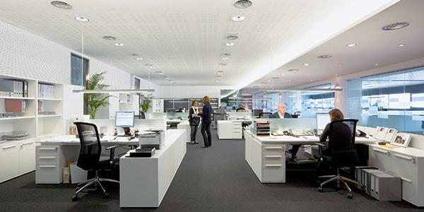 Oficinas BUSH Ibérica