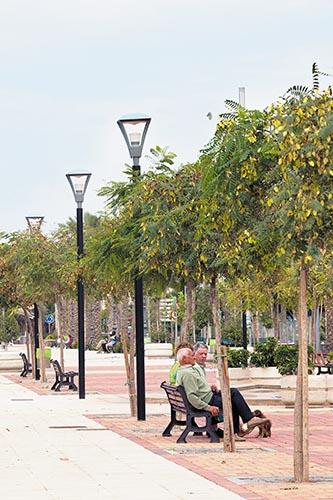 Bulevar de Vícar (Almería)