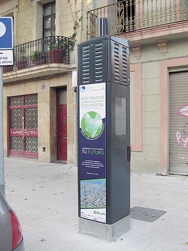 Proyecto Alumbrado Exterior Público Eco Digital