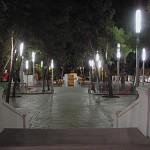 Parque de la Avenida de Montiel en Benaguacil, Valencia