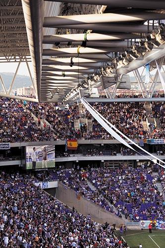 Nuevo Estadio del RCD Español