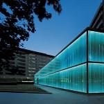 Diseño y concepto arquitectónico del edificio «Roca Barcelona Gallery»