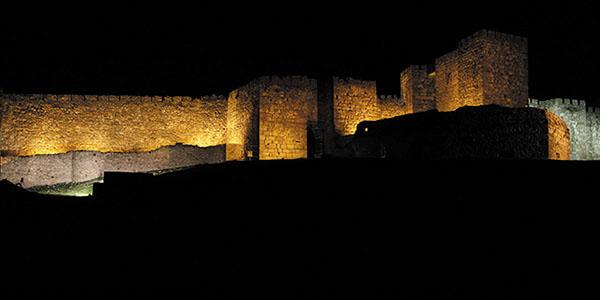 Castillo de Trujillo (Cáceres)