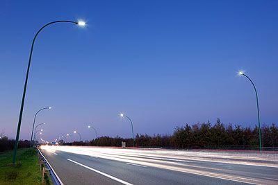 Luma: LED para carreteras