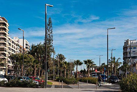 Entrada Sur de Alicante