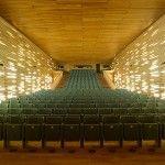 Iluminación del Centro Cultural Conde Duque, Madrid
