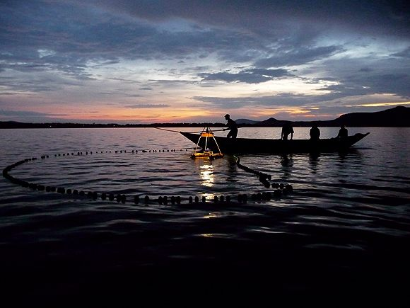 Fischerboot-Osram 580