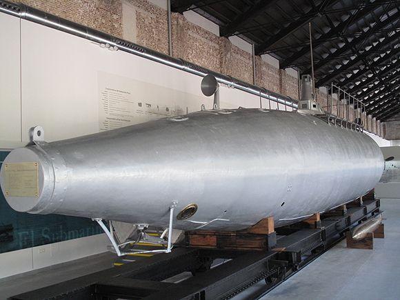 Submarino Peral 1 480