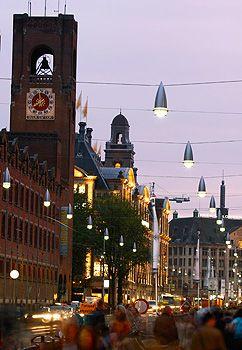 El fabricante español de iluminación urbana SETGA gana el segundo concurso internacional para iluminar el centro de Ámsterdam en menos de cuatro meses