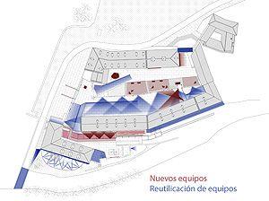 Iluminación de la Real Casa de la Moneda de Segovia