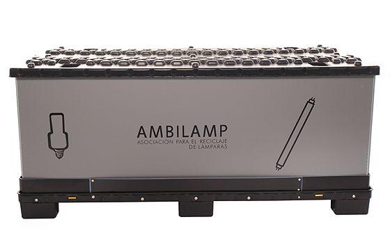 contenedor ambilamp UCM