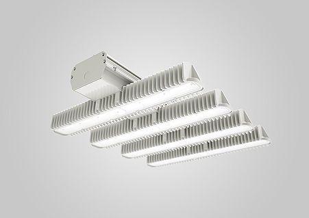 Luminaria Albao LED de GE Lighting para centros de distribución