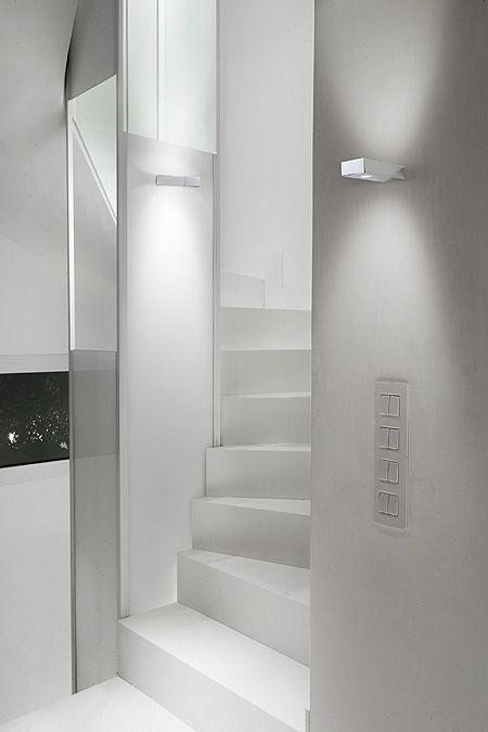 Iluminación minimalista con PLA de Pujol Iluminación