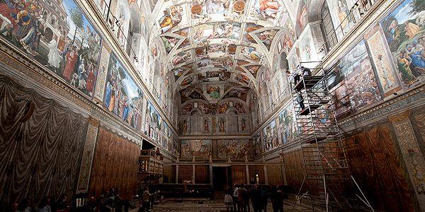Acuerdo de colaboración entre Osram y el Vaticano