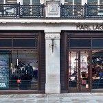 Sistema de control de iluminación para la tienda KARL LAGERFELD en Londres