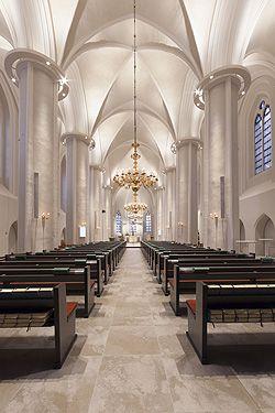 Iglesia de Santa María y Bartolomé de Harsefeld