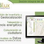 Plataforma NADILUX para la gestión del alumbrado público