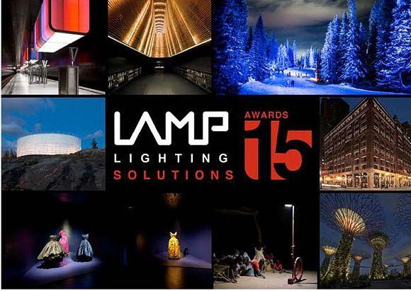 Premios Lamp Lighting Solutions, 2015