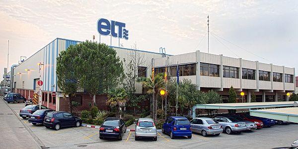 Sede de ELT en Zaragoza