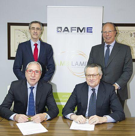 acuerdo AFME-AMBILAMP 450