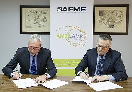 acuerdo AFME-AMBILAMP2 450