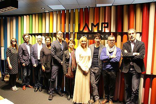 Finalistas de los Premios Lamp 2015