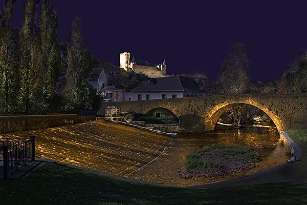 Plan Director de Alumbrado Urbano y Ornamental Segovia