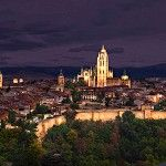 Claves del Plan Director de alumbrado urbano ornamental de la ciudad de Segovia