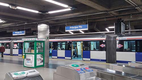 caverin solutions metro madrid