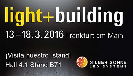 silbersonne light building
