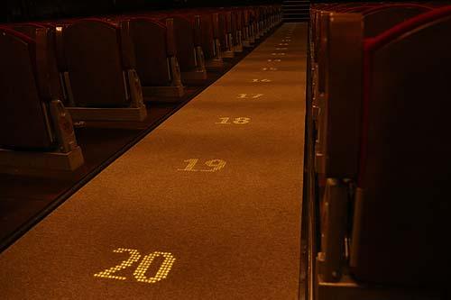 Alfombra Teatro de la Luz