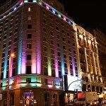 Fachada Teatro de la Luz