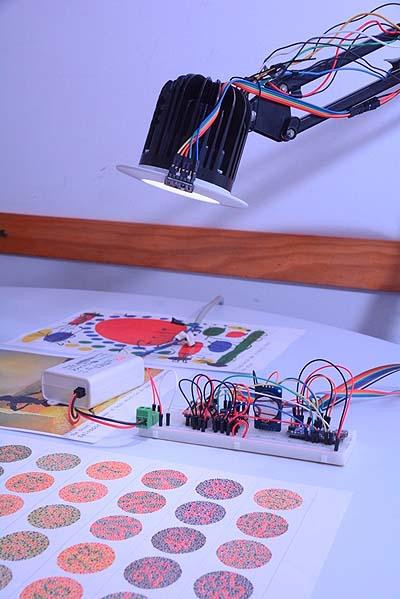 led-luz-biologicamente-adaptada