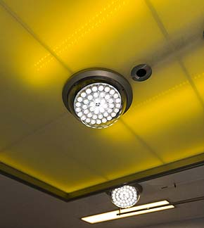 luz inteligente quirofanos
