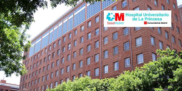 Máxima eficiencia energética en el Hospital Universitario de La Princesa