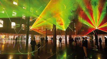 Elevated Projection. Edwin van der Heide en el Espacio Iberdrola de Azkuna Zentroa