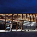 UniCredit Pavillon en Milán: la iluminación como componente de una arquitectura magistral