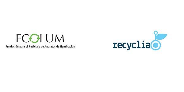 ECOLUM presente en las campañas de fomento del reciclaje de RAEE en toda España