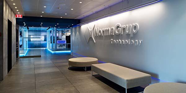 Nuevo edificio Normagrup Tech Center