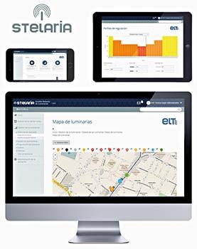 Alumbrado inteligente e interoperable con otros servicios municipales