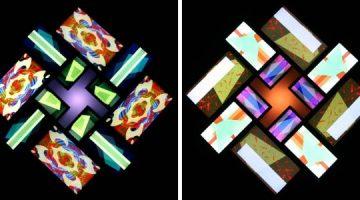 LIGHT BOXES de Brian Eno en Arts Santa Mónica