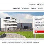 B.E.G lanza su nueva web con nuevo diseño y contenido