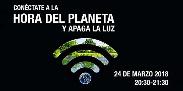 AMBILAMP se une a la Hora del Planeta