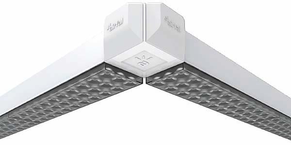 Logix, la nueva luminaria de Airfal para industria y retail
