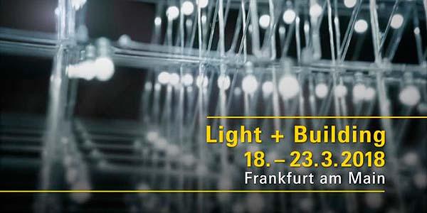 Light + Building 2018, Frankfurt
