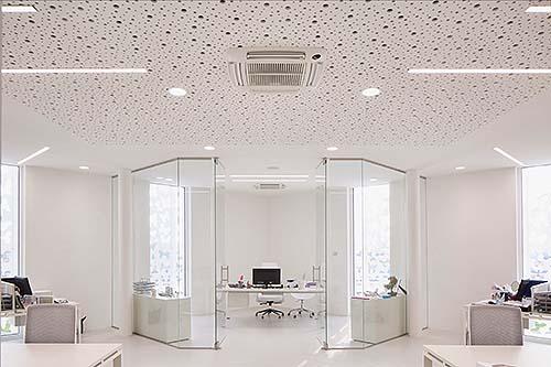 Sede de la empresa de cosméticos Omnicos en el municipio de Bagnolo Cremasco (Italia)