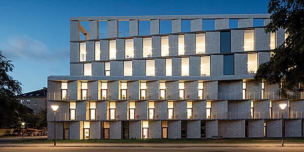 Rigshospitalet Patient Hotel Copenhague (Dinamarca)