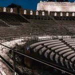 Teatro de Taormina, Sicilia