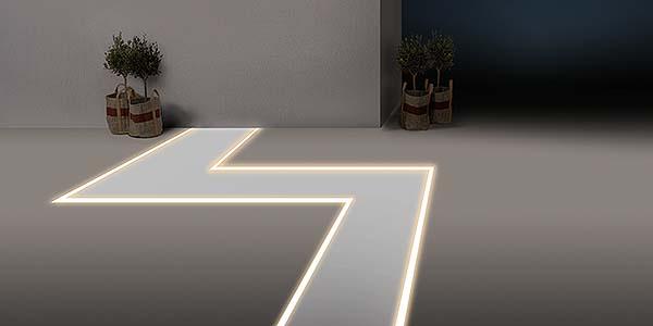 Taglio di luce de LEDS-C4